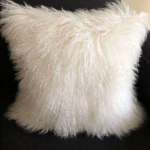 Other - Lamb Fur Pillows (Real Fur)